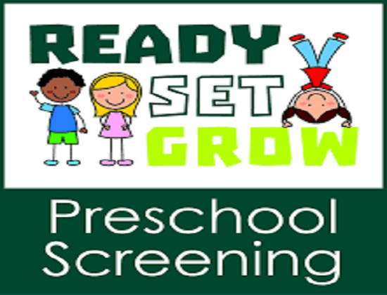 edited preschool screening