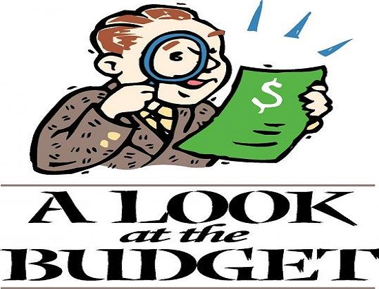 eidted budget