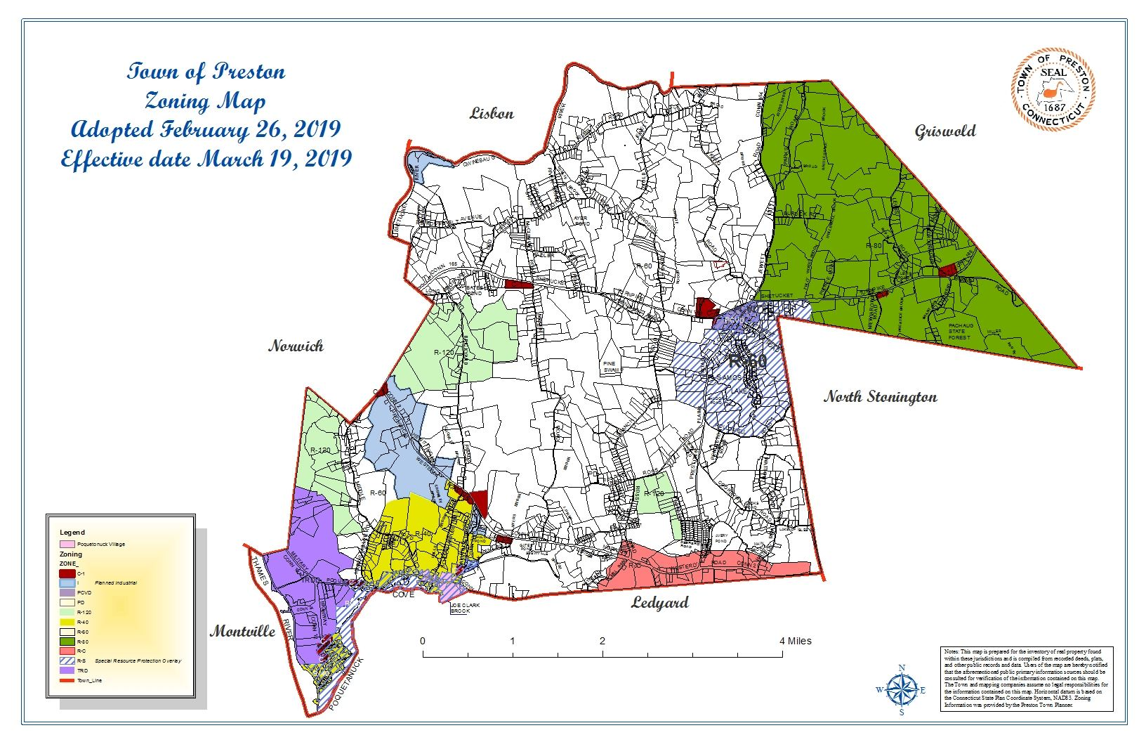 Adopted Zoning Map 2019